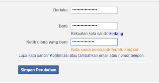 reset password panjang