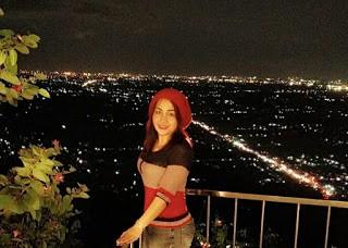 bukit bintang, memandang kerlap kerlip lampu dan bintang