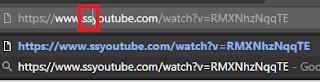 mengunduh hanya sekali klik langsung terconvert