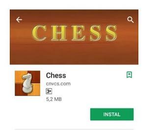 permainan olahraga catur