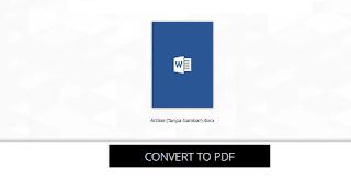 cara buat file pdf
