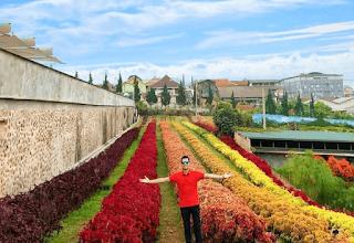 Rainbow Garden Lembang hist anak muda