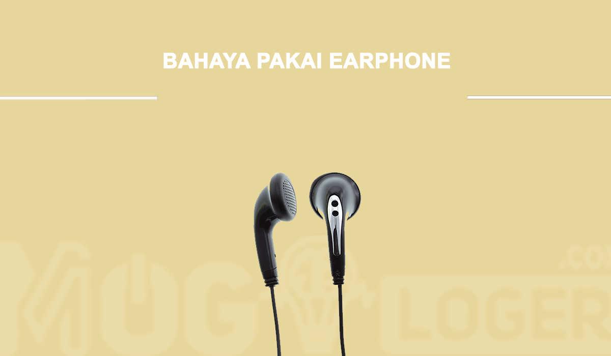 bahaya earphone pada kesehatan telinga