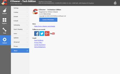 ccleaner professional sangat cocok untuk pemula