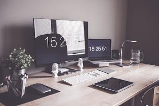 cara mengganti jam di laptop semua windows