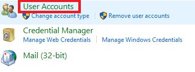 ubah nama akun laptop