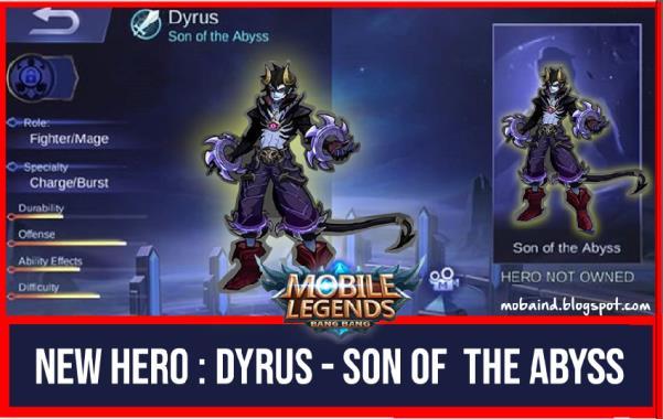 hero baru mobile legend