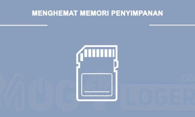 Manfaat mengosongkan memori internal smartphone