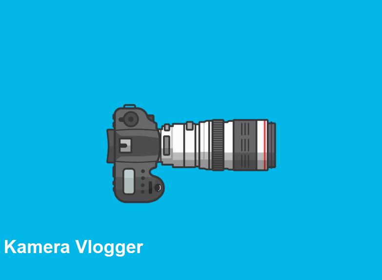 kamera untuk ngevlog terbaru, termurah dan terbaik