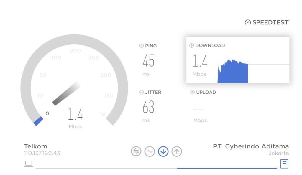 cara mempercepat internet di pc