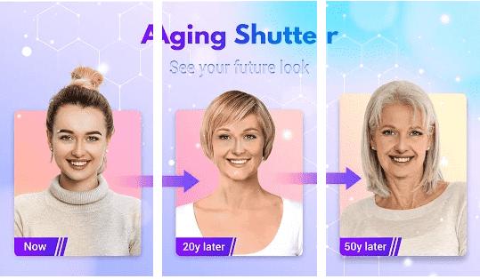 HiddenMe - Aplikasi Penuaan Wajah, Pemindai Wajah