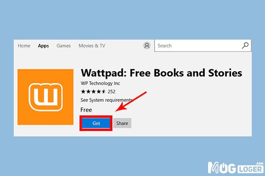 download wattpad for pc windows 10