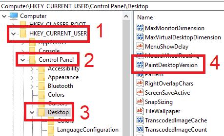 Edit Regedit untuk menghilangkan watermark activate windows 10