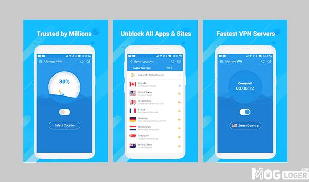 best free - Aplikasi VPN Terbaik