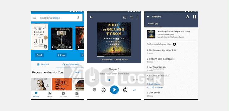 downloader buku google di android