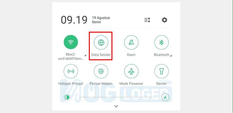 cara non aktifkan whatsapp