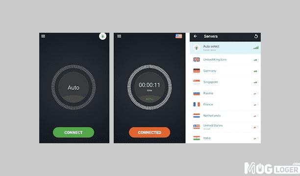 secureVPN - Aplikasi VPN Terbaik