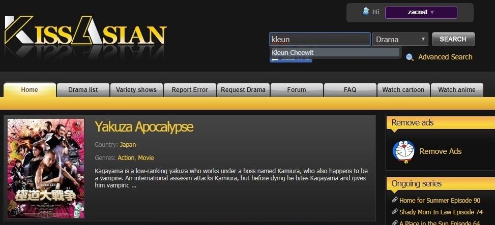 situs Kissasian.sh untuk download film thailand