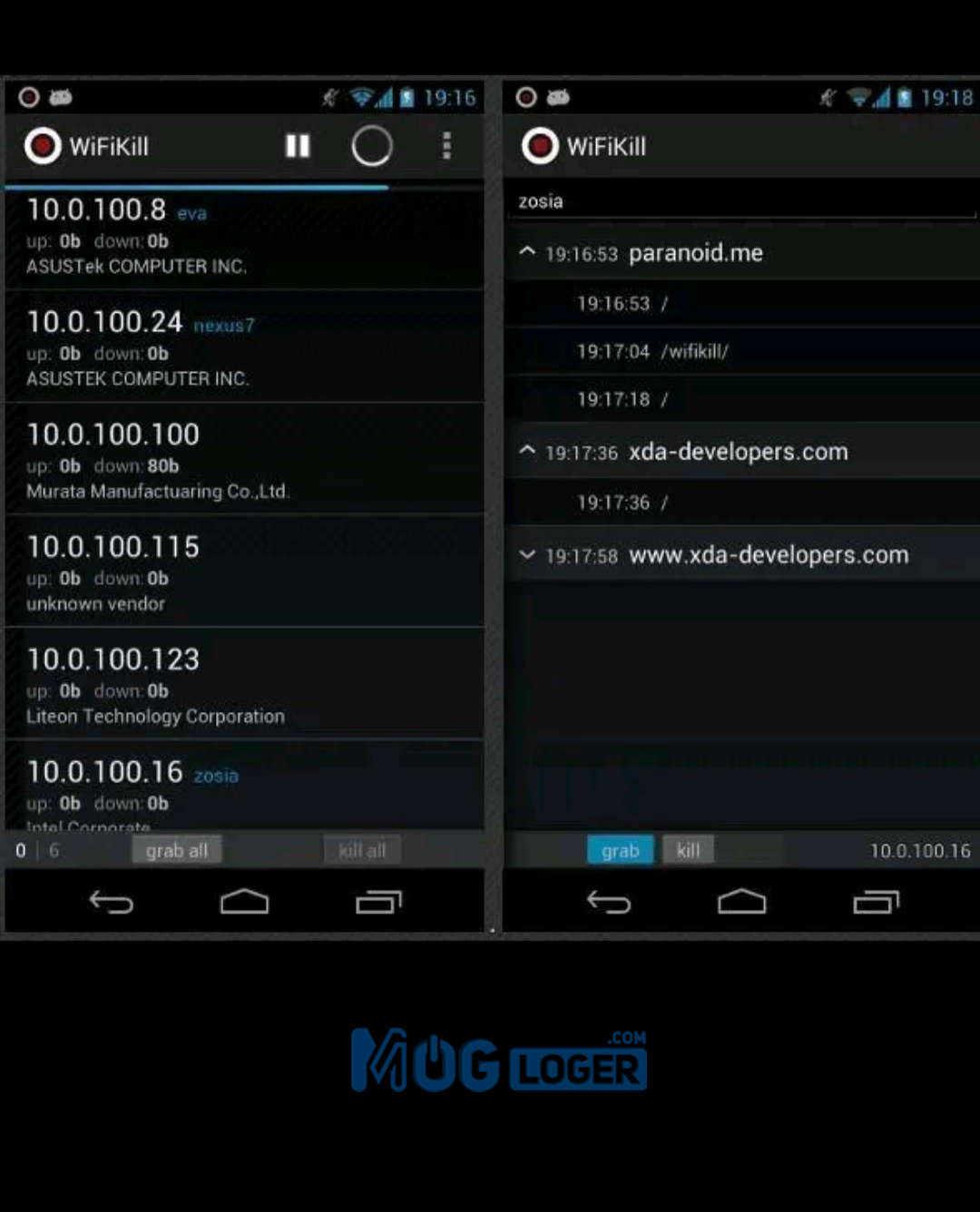 Aplikasi Pemutus Wifi WiFiKill Pro – WiFi Analyzer