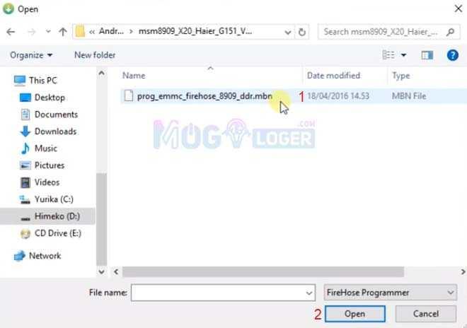 file firmware andromax a