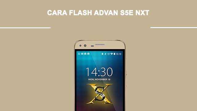 flash advan s5e nxt dengan SPD Upgrade Tool