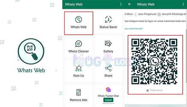 cara menggunakan aplikasi whats web
