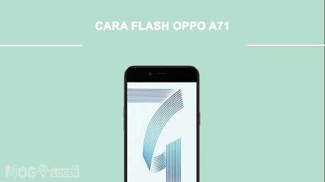 Cara Flash Oppo A71 Via Flashtool Sd Card Tanpa Pc