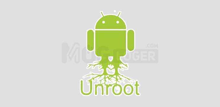 unrott android yang di root