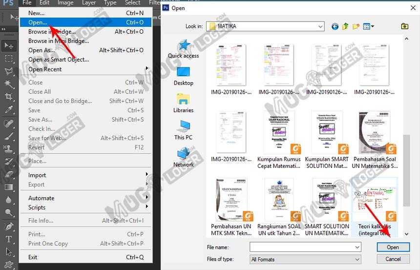 4 Cara Memperbesar Ukuran File Pdf Online Tips Tambahan