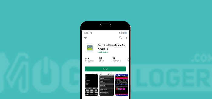 aplikasi terminal emulator android