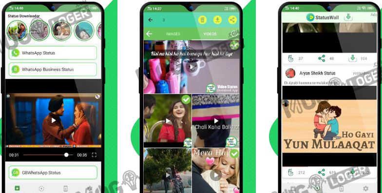 Aplikasi Status Downloader untuk Whatsapp