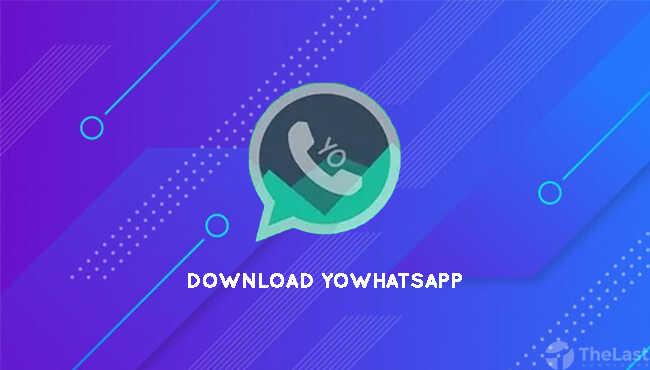 download yowhatsapp mod