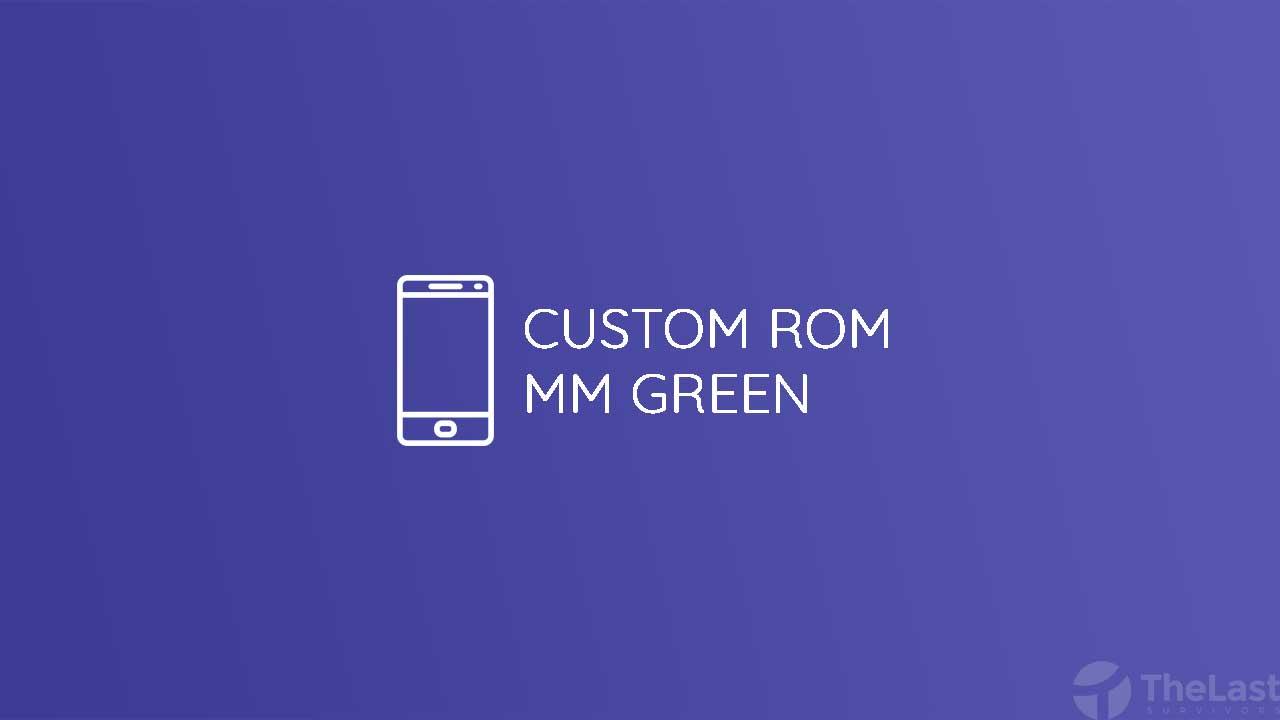 Rom Mediamod Green