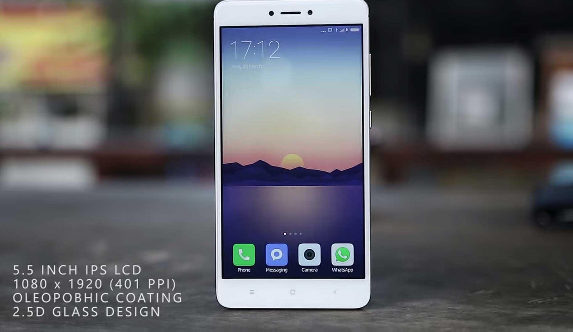 Xiaomi Redmi Note 4x - Xiaomi Di Bawah 2 Jutaan