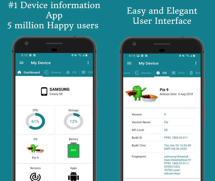 My Device - Cara Mengetahui Jenis ARM Android