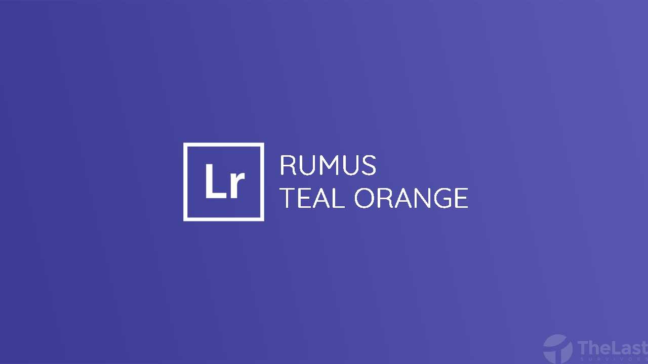 Rumus Tone Teal and Orange