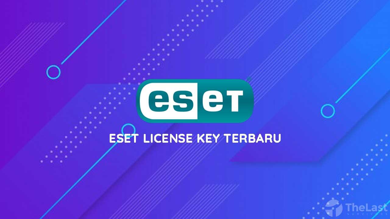 Eset License Key