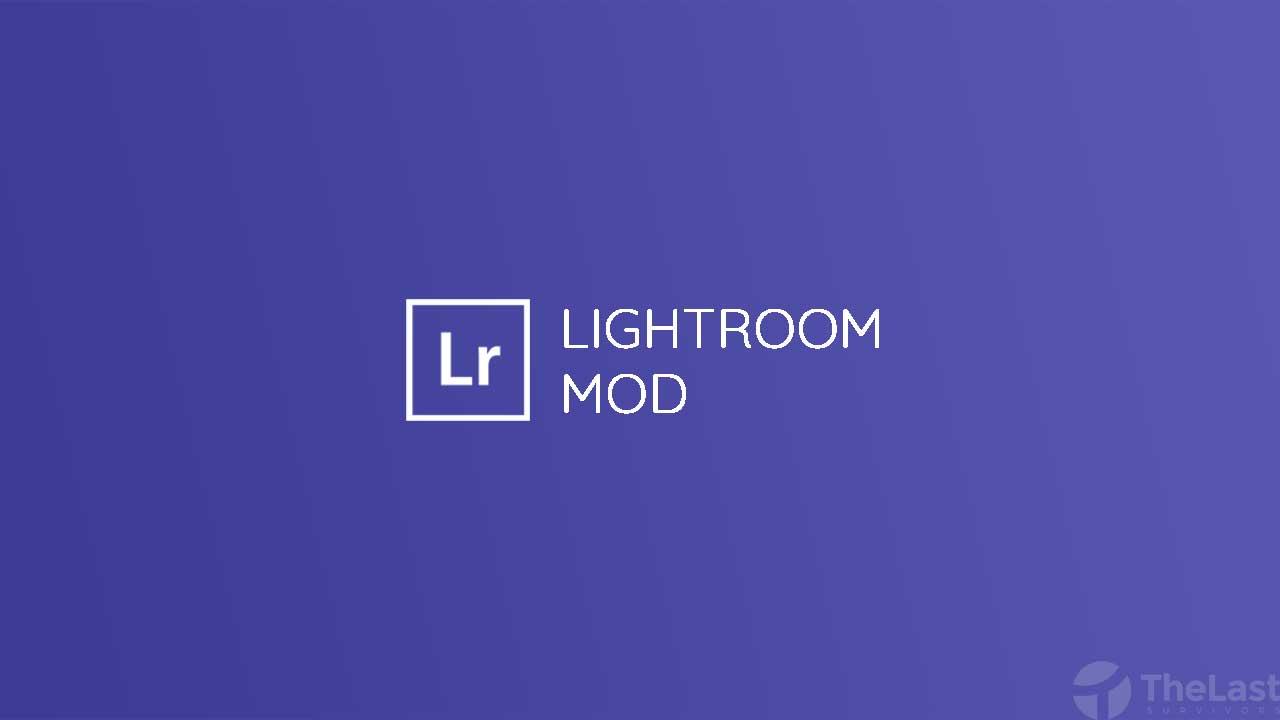 Download Lightroom Mod Full Preset
