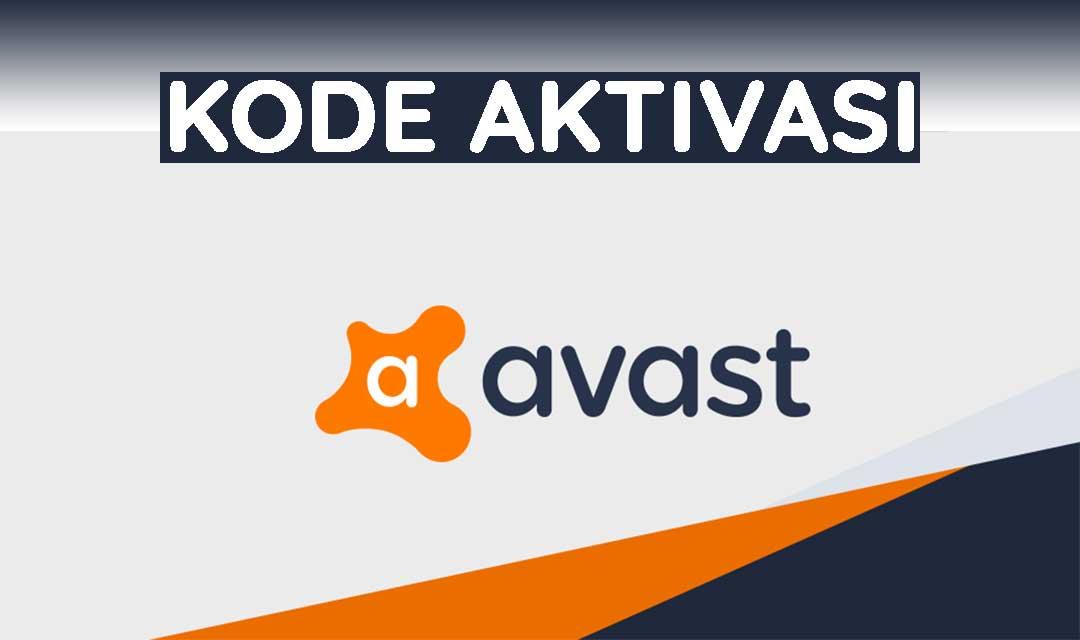 kode aktivasi avast free antivirus