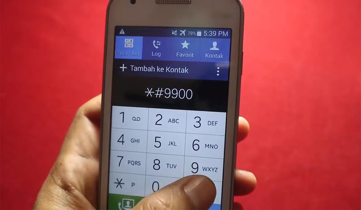 Kode Rahasia Umum Hp Samsung