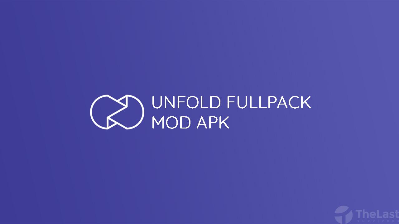 download unfold fullpack