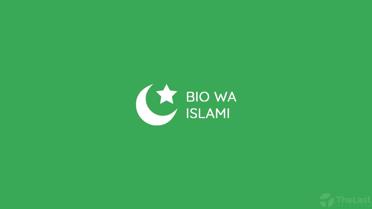 BIO WA Islami