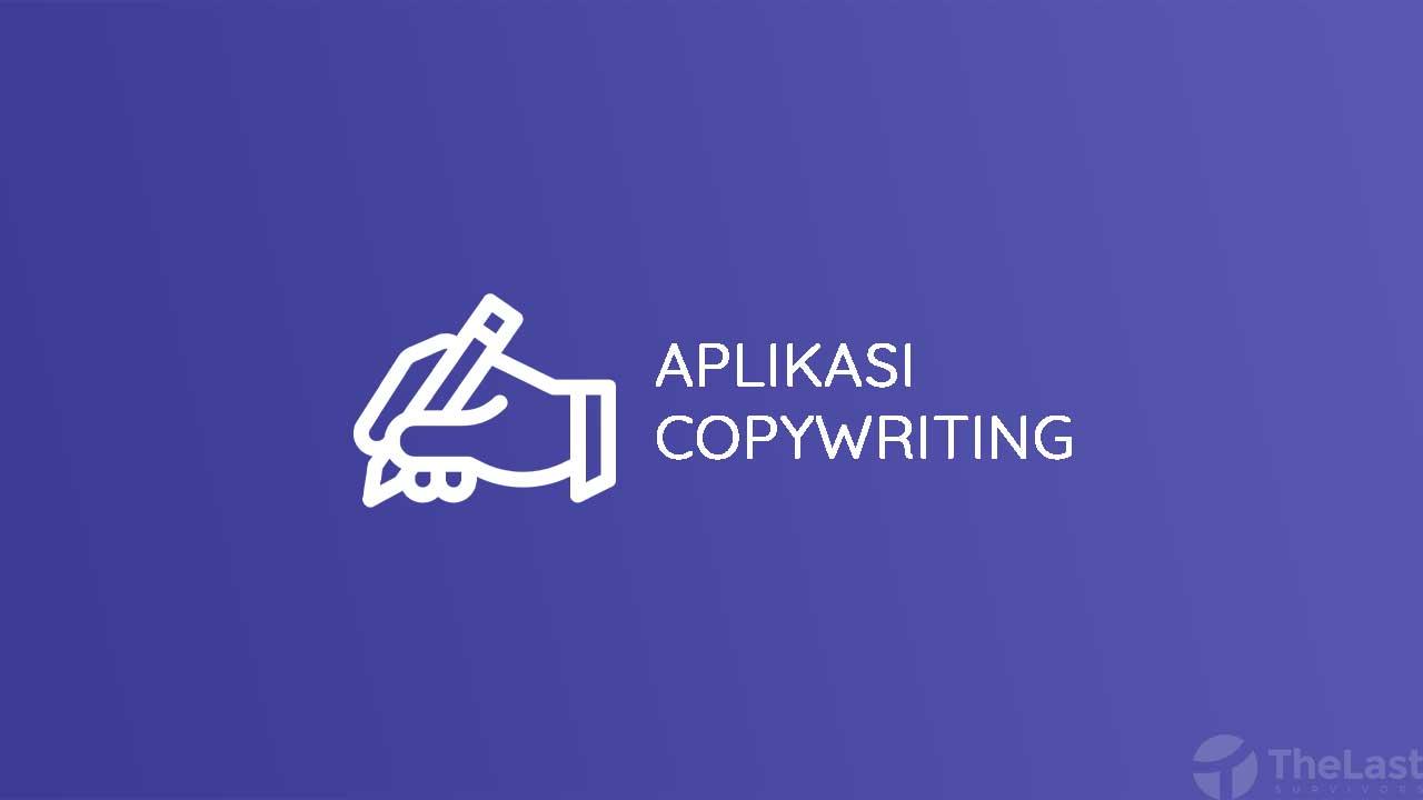 Aplikasi Copywriting