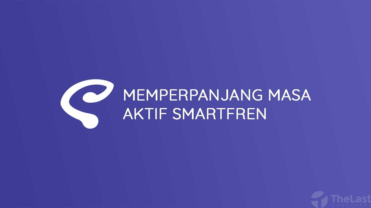 Cara Memperpanjang Masa Aktif Smartfren