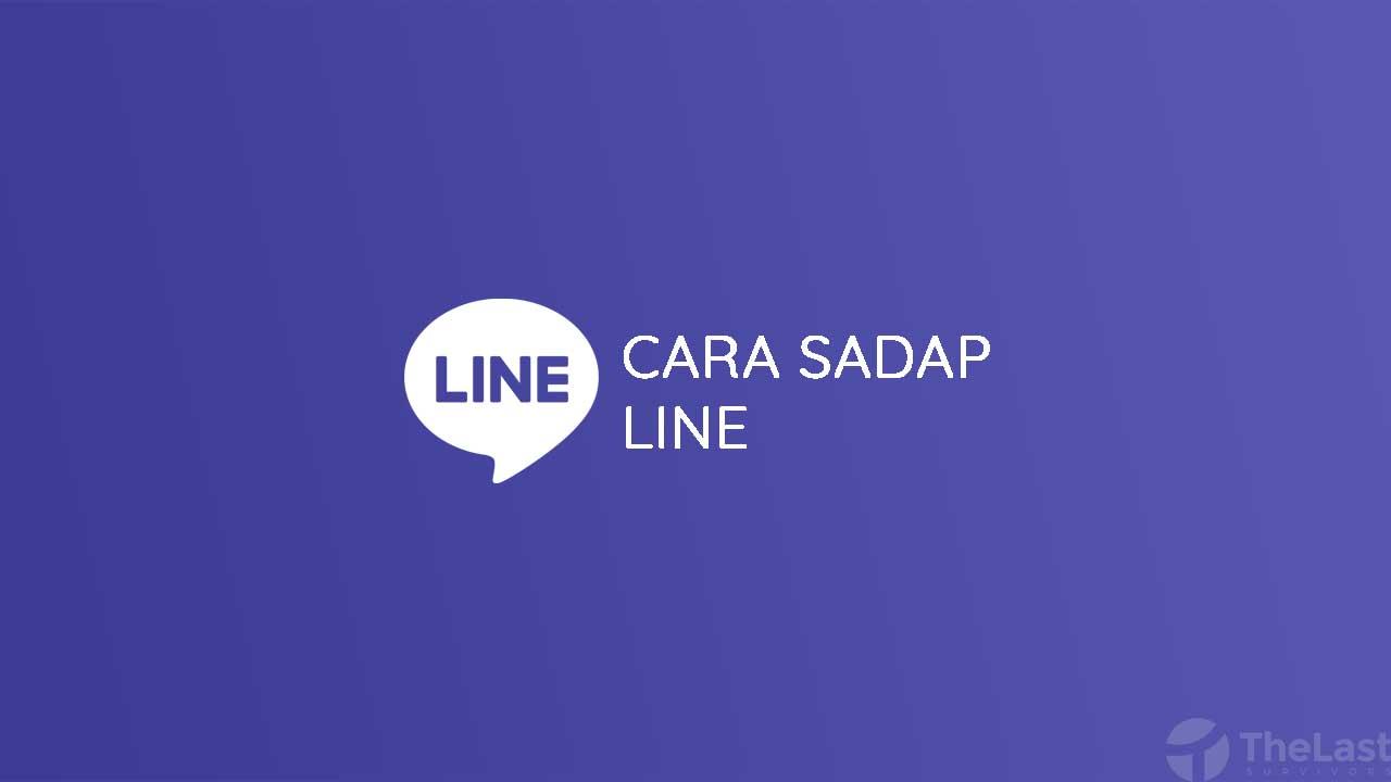 Cara Sadap Line