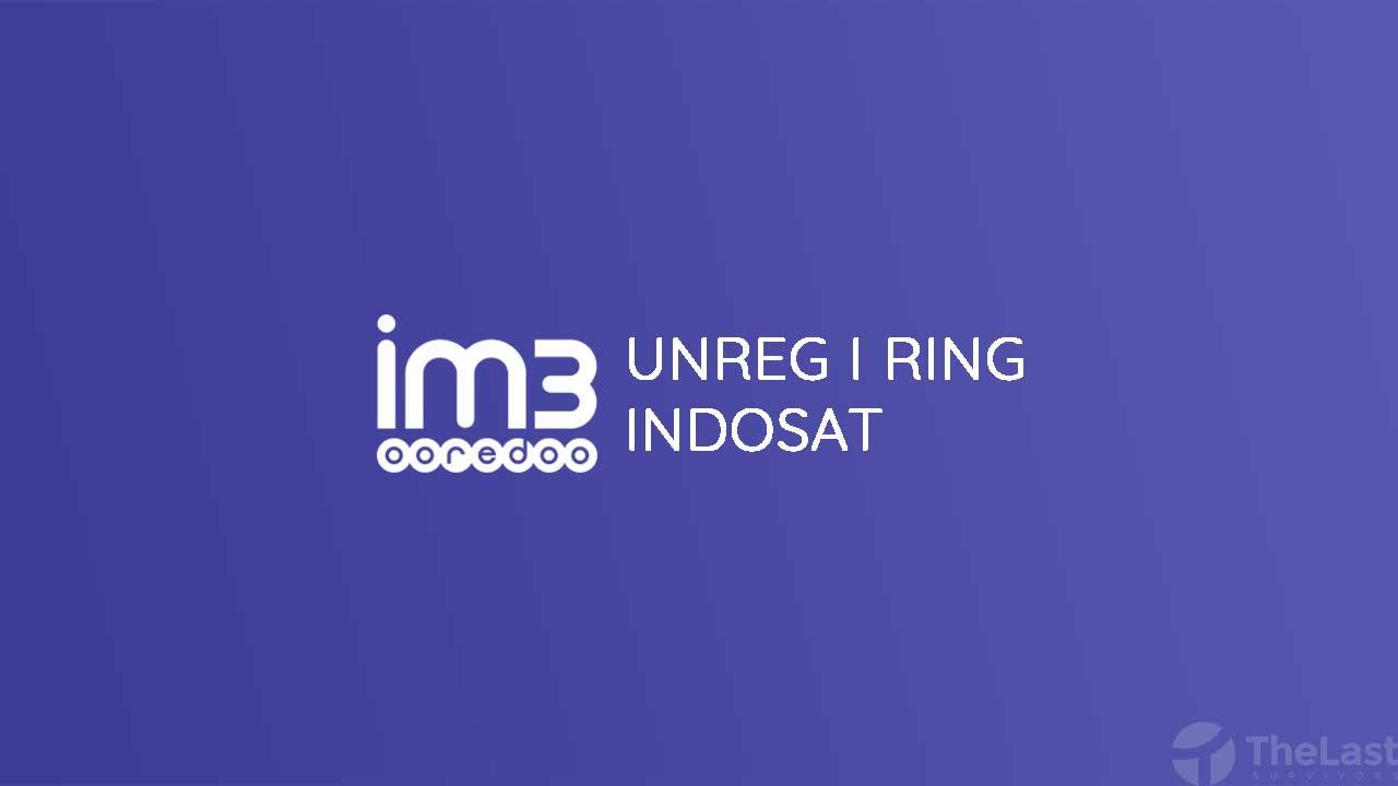 Cara Unreg NSP Indosat