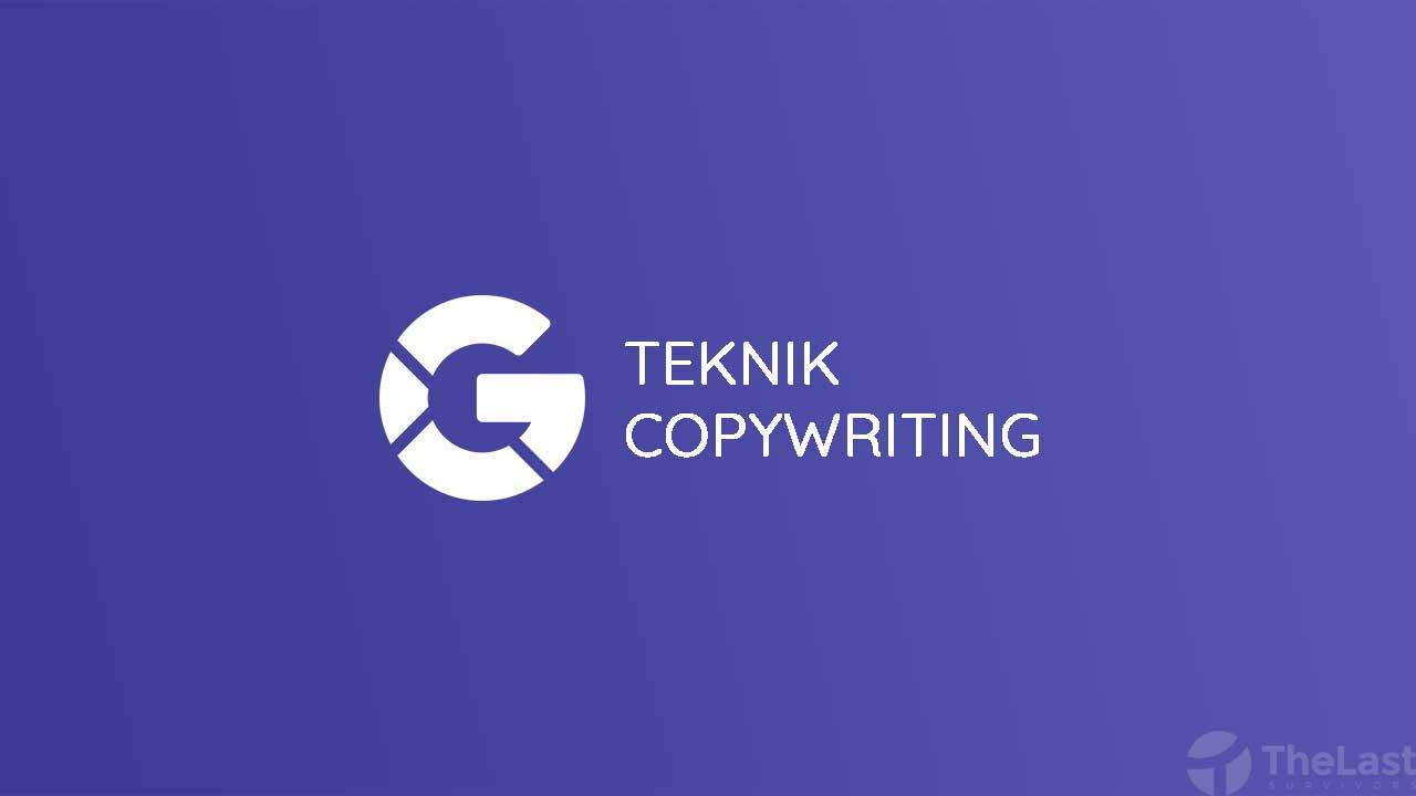 Teknik Copywriting