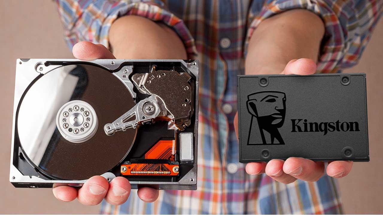 Perbandingan SSD SSHD dan HDD
